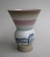 Vase (Formnummer 109), 1924, Höhe 16 cm, Entwurf: Hedwig Marquardt